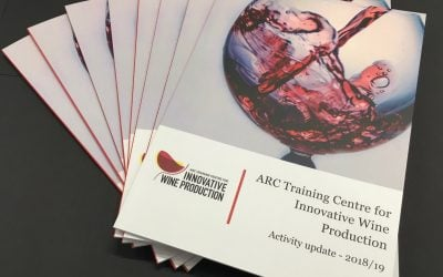 ARC Training Centre for Innovative Wine Production: Activity Update 18-19