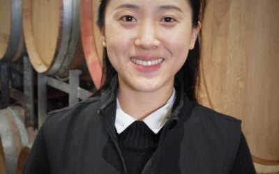 Meet 'Eva' Yihe Sui – PhD student in the ARC TC-IWP