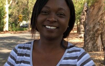 Meet Joanah Midzi – PhD student in the ARC TC-IWP