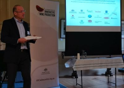 Director Professor Vladimir Jiranek welcomes Centre members to Adelaide for the May 2019 TC IWP workshop. Photo: Eva Sui