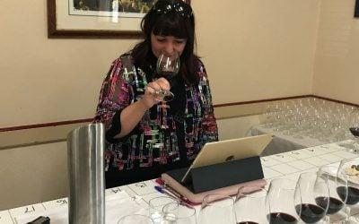 Dr Dimitra Capone: Invited Associate Wine Judge at 2019 Limestone Coast Wine Show