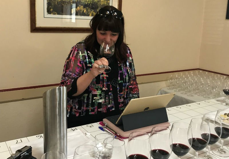 Dr Dimitra Capone: Invited Associate Wine Judge at 2019 Limestone Coast Wine Show