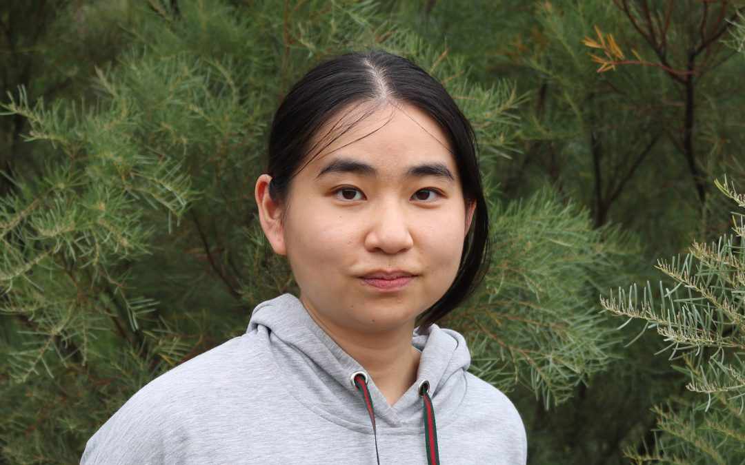Meet Liang Jiang – PhD student in the ARC TC-IWP