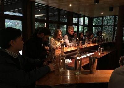 Wine tasting at Leeuwin Estate. Photo: Joanna Sundstrom