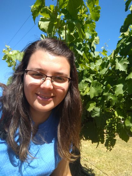 Meet Natalia Caliani – PhD student in the ARC TC-IWP
