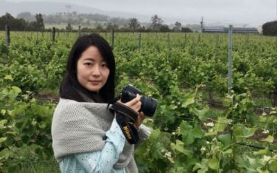 Meet Xiaoyi (Eva) Wang – PhD student in the ARC TC-IWP