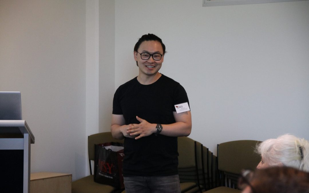 Meet Dr Zeyu Xiao – Research Associate in the ARC TC-IWP