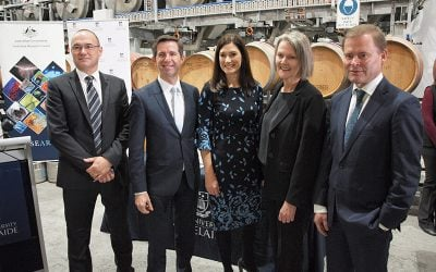 ARC Training Centre for Innovative Wine Production centre launch