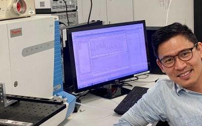 Meet Dr Morphy Dumlao – Research Associate in the ARC TC-IWP